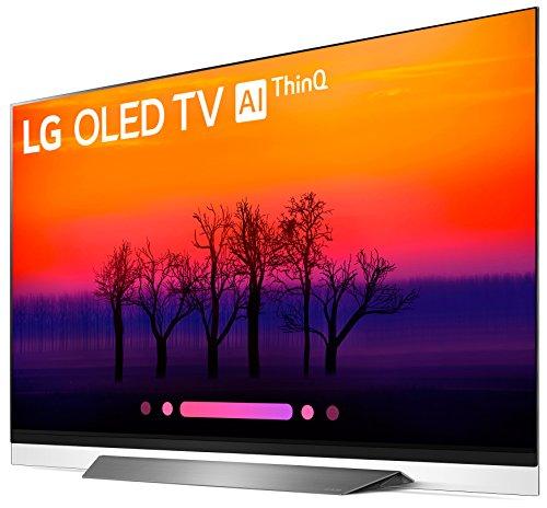 "Téléviseur Intelligent LG Électronics 55"" 4K Ultra HD LED OLED55E8PUA - 3"