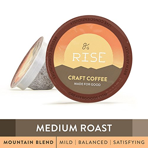 GreaterGoods Kcup Coffee...