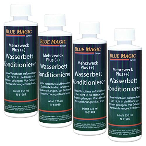 Blue Magic Wasserbett Konditionierer 4x236ml