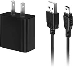 IBERLS 5V USB Charger Charging Cable for Texas Instruments TI-84 Plus CE Graphing Calculator, TI-Nspire, TI Nspire CX, TI Nspire CX CAS, TI Touchpads, TI 84 Plus C, TI 84 Plus C Silver Edition Adapt