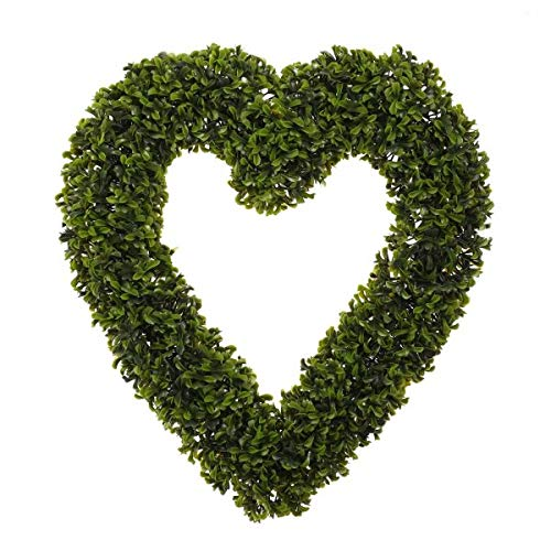 Smart Garden Products 5045020 Topiary Boxwood Heart 42cm x 42cm