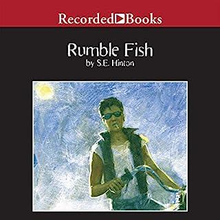 Rumble Fish audiobook cover art