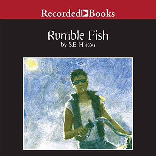 Rumble Fish audiobook cover art