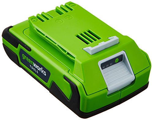 Greenworks Tools 29807 Batterie 24 V 2 Ah Lithium-ION Série III