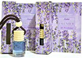 Lavender Car Air Freshener, Pack of 2 Home and Office Calming, Fresh Fragrance