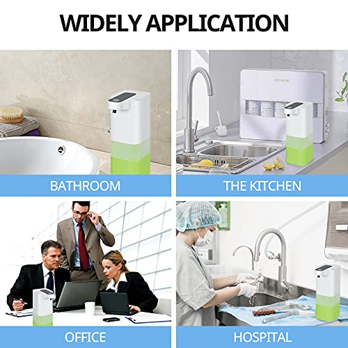 hctaw Dispensadores de loción y de jabón