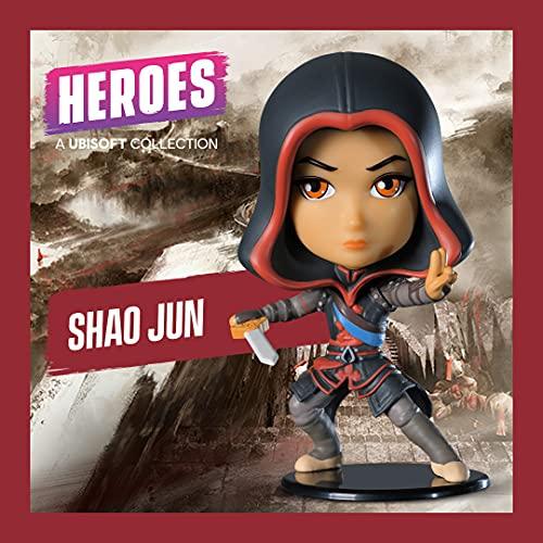 Ubi Heroes Series 3 Chibi Figura Shao Jun