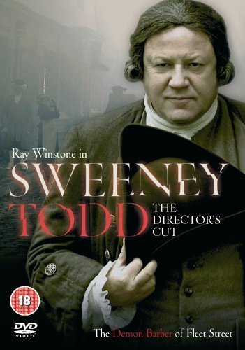 Sweeney Todd - The Directors Cut [DVD]