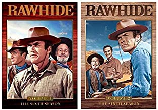Rawhide: The Complete Sixth Season Volumes 1 & 2