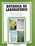 Botánica de laboratorio (Ciencias biológicas) (Spanish Edition)