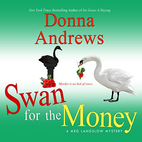 Swan for the Money audiobook cover art