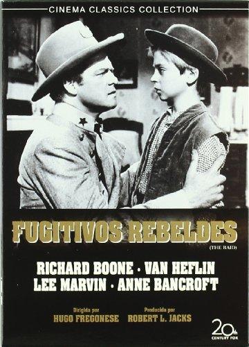 Fugitivos Rebeldes [DVD]