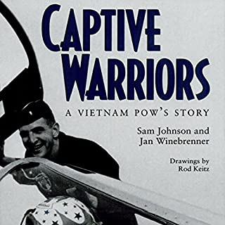 Captive Warriors: A Vietnam POW's Story audiobook cover art