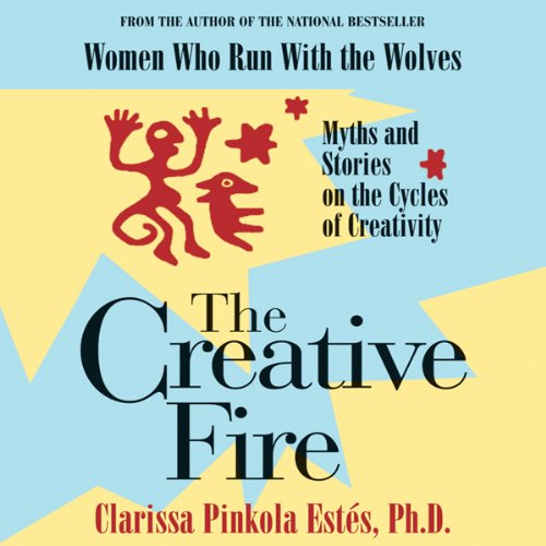 The Creative Fire audiobook cover art