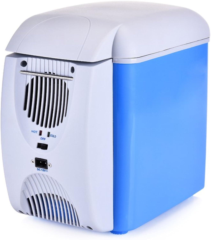 YIWANGO Car Mini Fridge Portable Cooler Indoor Office Dormitory