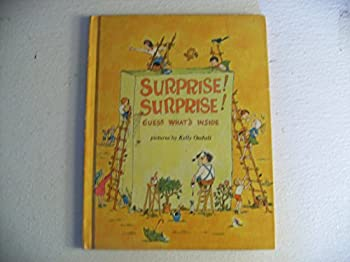 Hardcover Surprise! Surprise! Guess Whats Inside Book