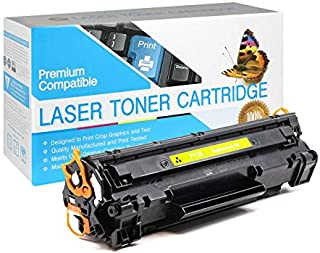 SuppliesOutlet Compatible Toner Cartridge Replacement for Canon 128 (Black,1 Pack)