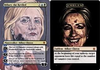 Best hillary clinton magic card Reviews