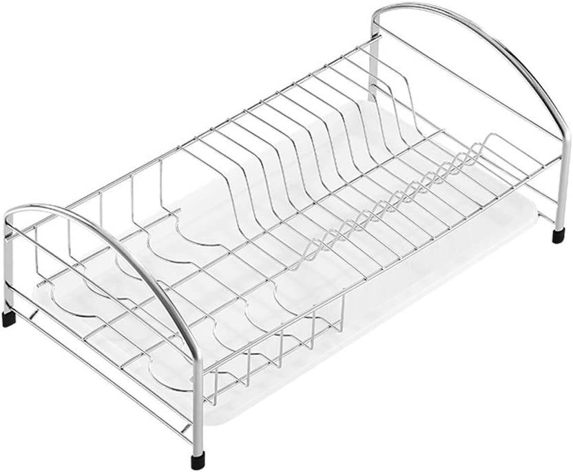 Dish Super-cheap Drainer Kitchen Drain 2021 spring and summer new Rack Steel Stainless