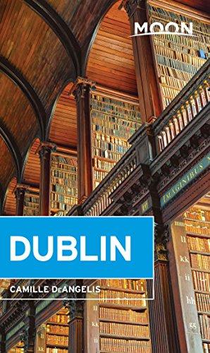 Moon Dublin (Travel Guide) (English Edition)