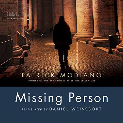 Missing Person  By  cover art