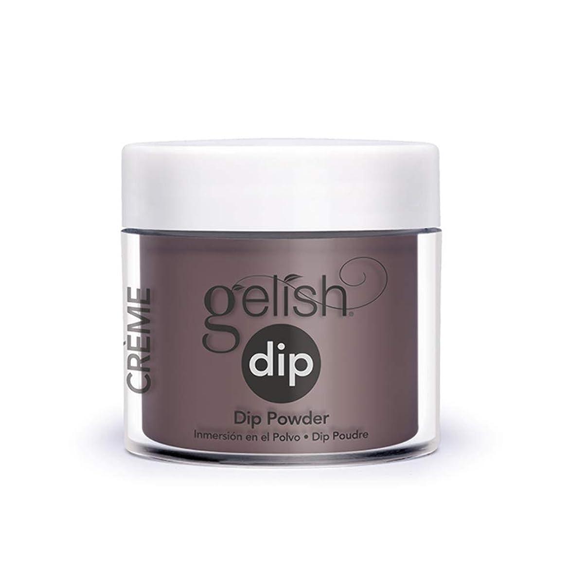 国民コークスやりがいのあるHarmony Gelish - Acrylic Dip Powder - On the Fringe - 23g / 0.8oz