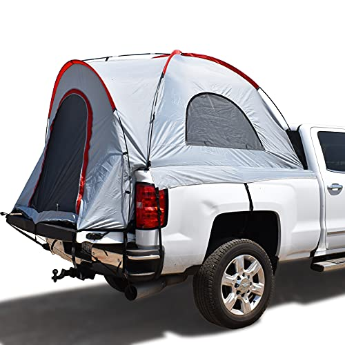 Turn Outdoor Truck Bed Tent with Rainfly and Carrying Case...