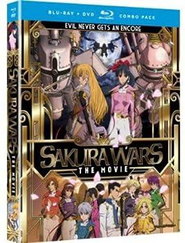 Sakura Wars  Movie [Blu-ray/DVD Combo]