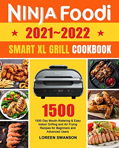 Ninja Foodi Smart XL Grill Cookb...
