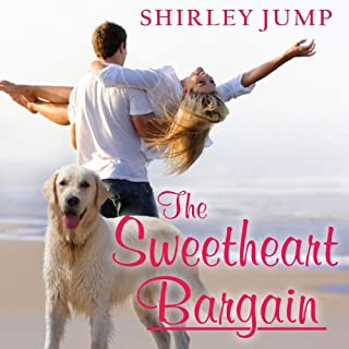 The Sweetheart Bargain     Sweetheart Sisters Series # 1              By:                                                                                                                                 Shirley Jump                               Narrated by:                                                                                                                                 Susan Boyce                      Length: 10 hrs and 3 mins     37 ratings     Overall 3.6