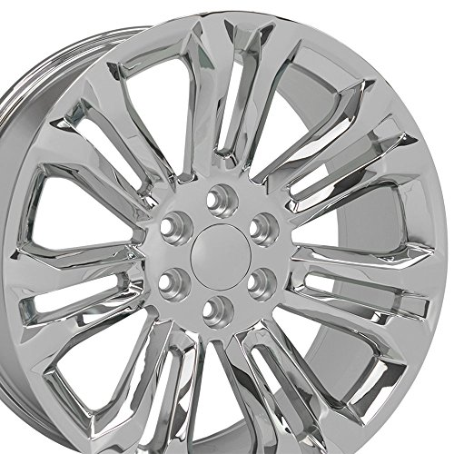 07 factory yukon denali wheels - 4