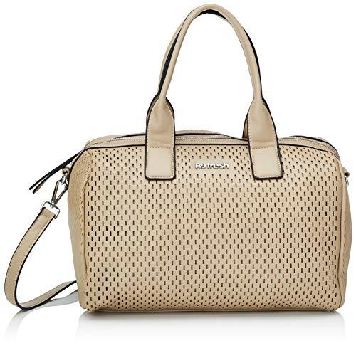 REFRESH 83258, Shopper para Mujer, Blanco (Hielo), 35x26x18 cm (W x H x L)