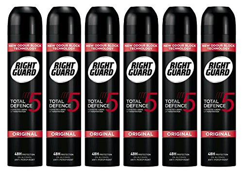 Right Guard Total Defence antitranspirant Aerosol-Deodorant