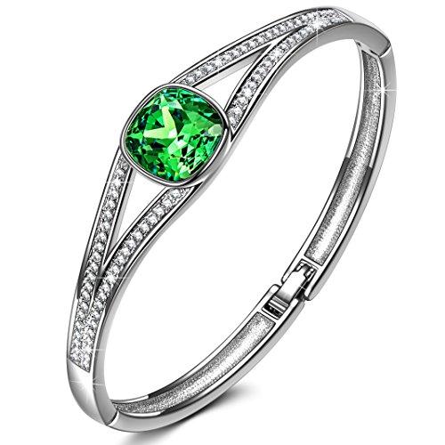 Susan Y Christmas Women Bracelet, Legend of The Moon Women Jewellery, Crystals from Swarovski, Elegant Jewellery Box, Best Gifts for Women Girls Lover Birthday