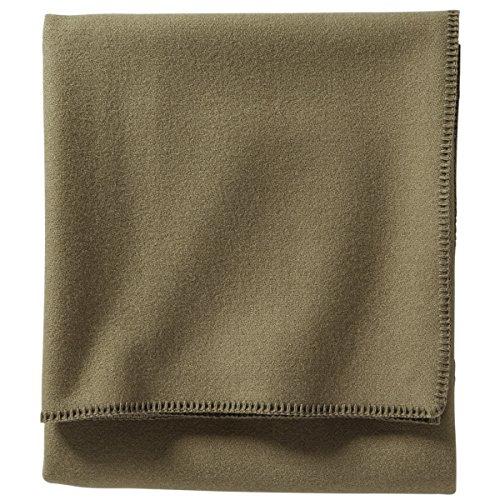 Pendleton Easy Care Caper Bed Blanket, Queen, Caper