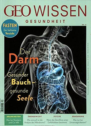 GEO Wissen Gesundheit / GEO Wissen Gesundheit mit DVD 12/19 - Der Darm: DVD: Die beste Ernährung für den Darm
