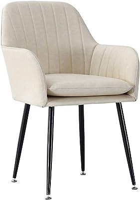 Amazon.com: Ocio sofá silla silla comedor tocador silla ...