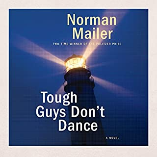 Tough Guys Don't Dance audiobook cover art