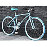 26 pulgadas bicicleta de montaña for las mujeres Hombres de mediana 6 bicis de la velocidad de suspensión 30 Banderas de acero al carbono completa Bicicletas de carretera con frenos de doble disco