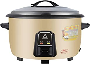Commerciële elektrische rijstkoker non-stick binnenvoering, anti-drogen, grote capaciteit rijstkoker kookgerei, kleine hui...