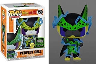 Funko Pop! Animation: ECCC Exc Dragon Ball Z - Perfect Cell (GW), Action Figure - 45925