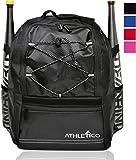 Best Baseball Backpacks - Athletico Youth Baseball Bag - Bat Backpack Review