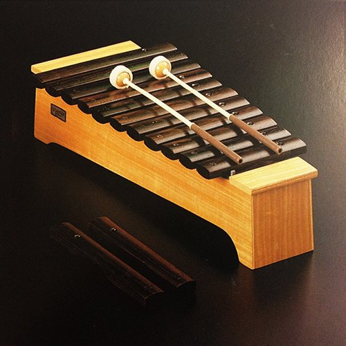 XILOFONO DIATONICO - Honsuy (Xilofono Soprano Diatonico) Do/Fa (Madera Palosanto) (49130) T