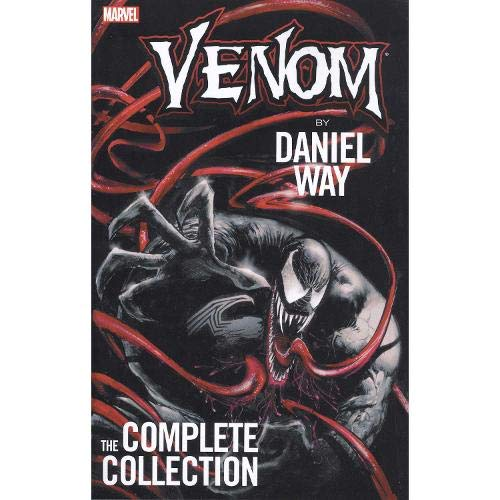 Venom by Daniel Way: The Complete Collection (Venom by Daniel Way: The Complete Collection (1))