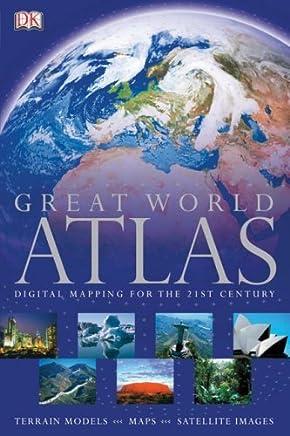 Great World Atlas by DK Publishing (2008-09-29)