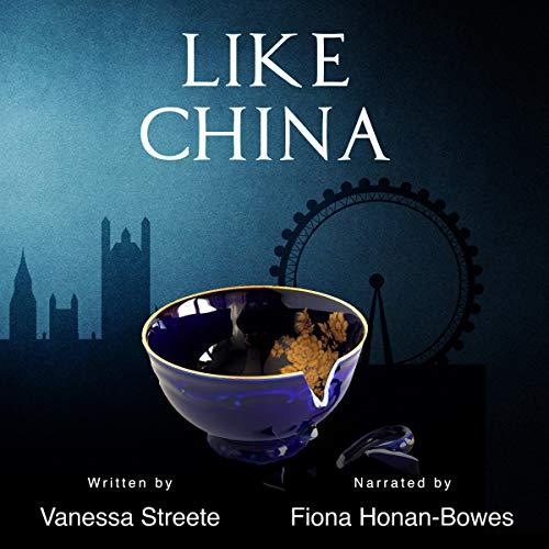 Like China audiobook cover art