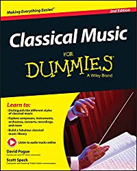 Classical Music For Dummies (English Edition)