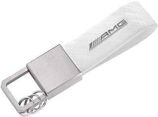 Mercedes-Benz AMG Key Chain Carbon WHITE