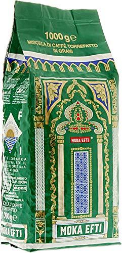 Moka Efti Verde Espresso, Bohne, 1er Pack (1 x 1 kg)