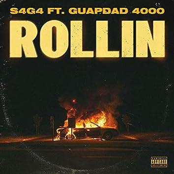 Rollin (feat. Guapdad 4000)